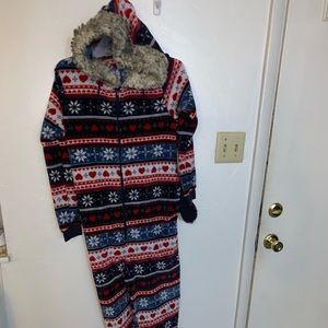 Full sized onesie